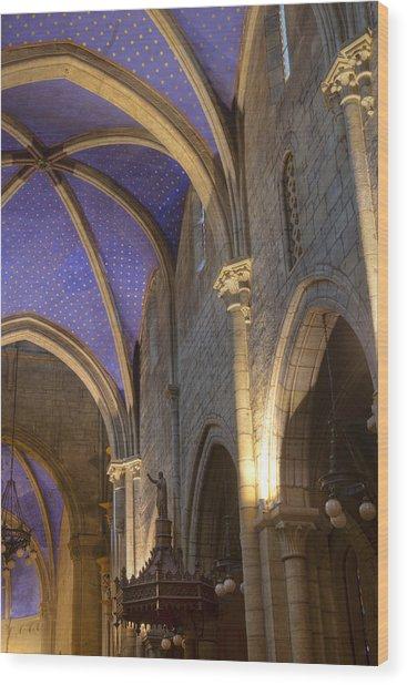 Grand Arches Wood Print