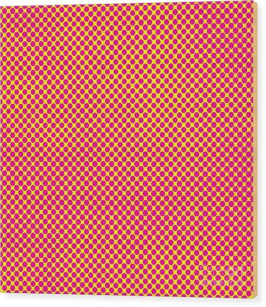Grunge Halftone Background. Halftone Wood Print