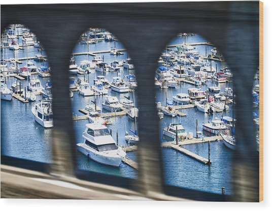 Harbour Bridge Wood Print