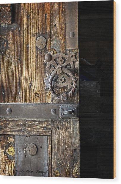 Hardware Wood Print