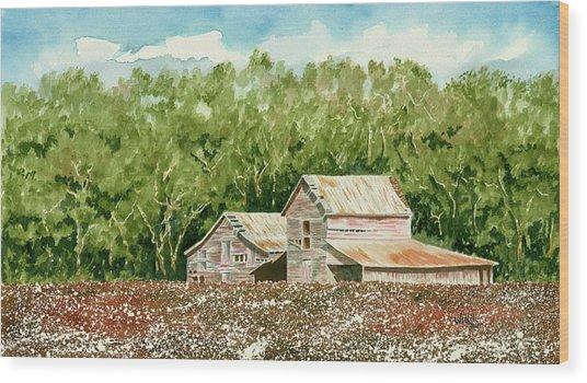 High Cotton Wood Print