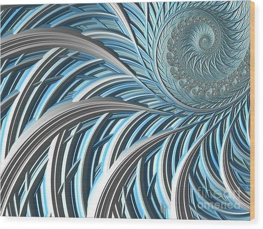 Hj-btr Wood Print