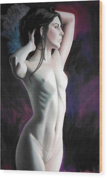 Holly Wood Print