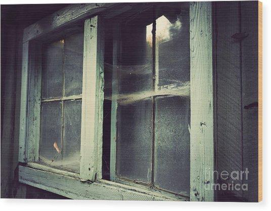 I Remember Wood Print