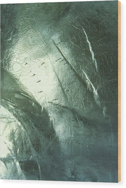 Ice Hotel Wall Wood Print by Dan Tobin Smith/science Photo Library