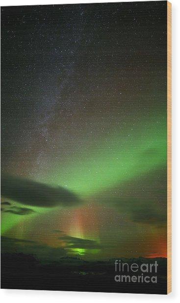 Iceland 5 Wood Print