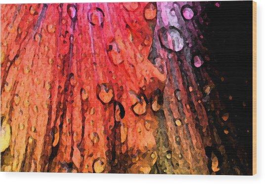 Indepth Wood Print