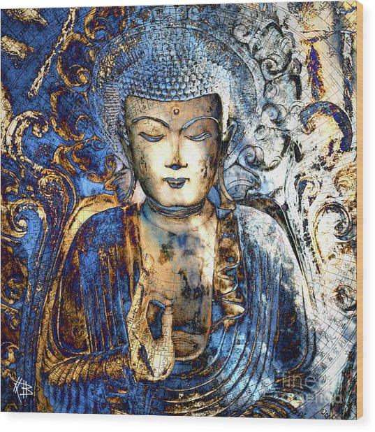 Inner Guidance Wood Print