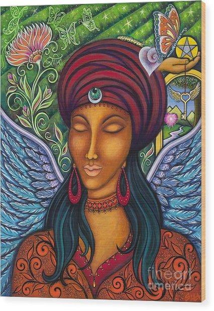 Inner Healer Wood Print
