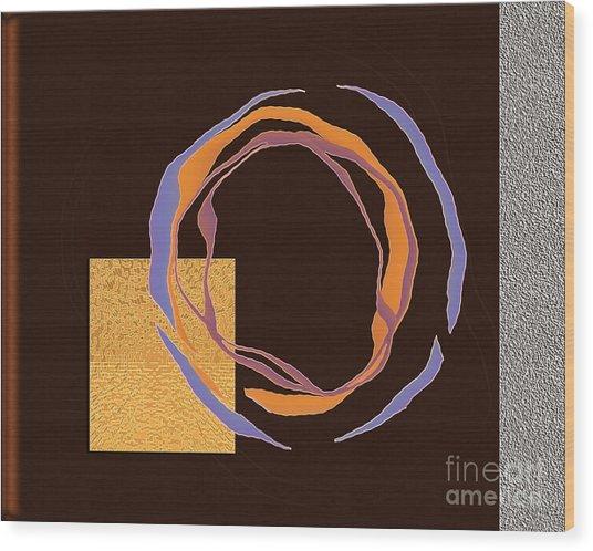 Wood Print featuring the digital art Inw_20a6071 Naklank by Kateri Starczewski
