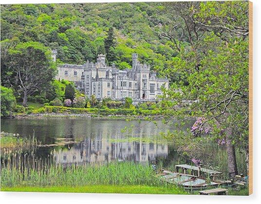 Ireland Home Wood Print