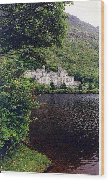 Irish Gem Wood Print