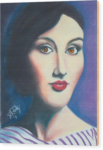 Isabel Wood Print