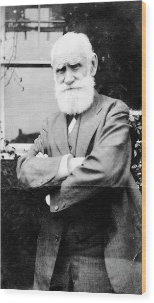 Ivan Pavlov Wood Print by American Philosophical Society