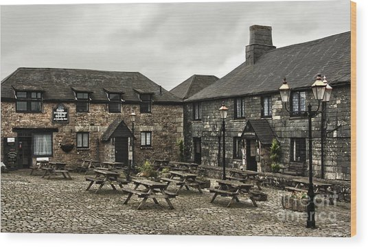 Jamaica Inn. Wood Print