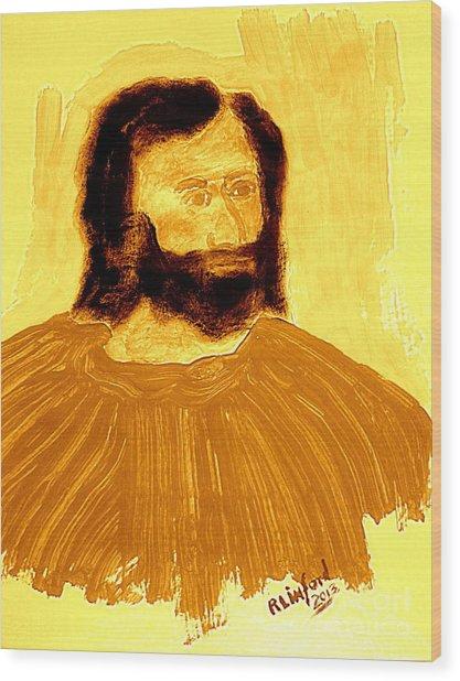 James The Apostle Son Of Zebedee 2 Wood Print