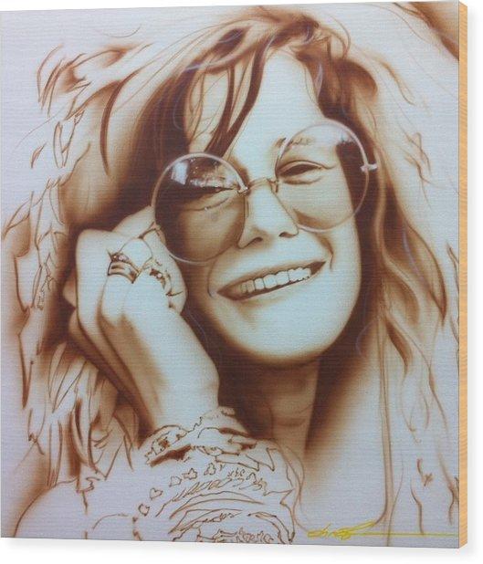 Janis Wood Print