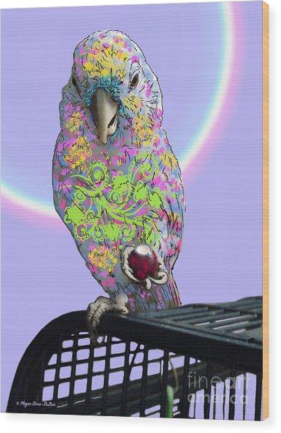 Jawbreaker-dandy Wood Print