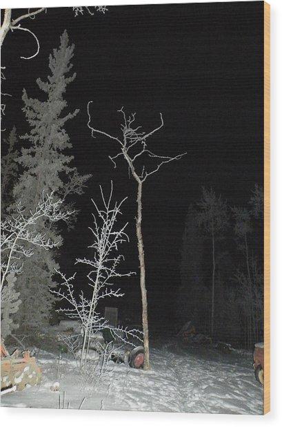 Jete Wood Print