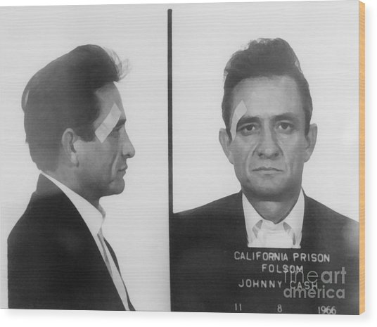 Johnny Cash Folsom Prison Canvas Print,photographic Print,art Print,framed Print,iphone Wood Print