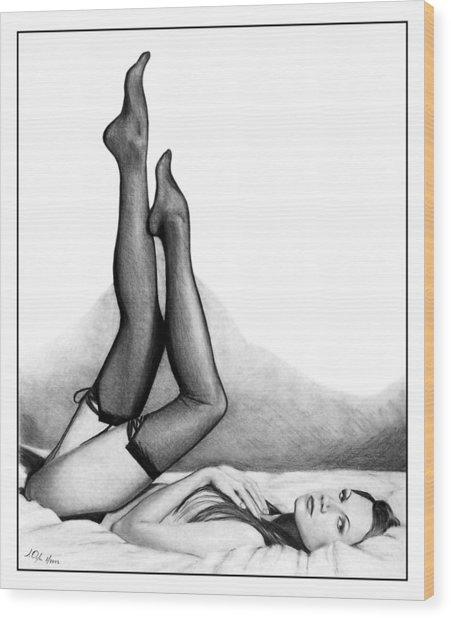 Kaitlin Wood Print