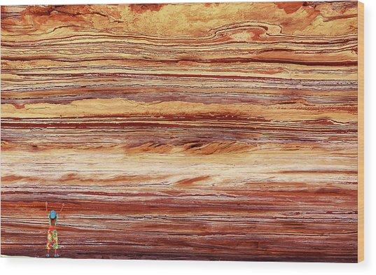 Kalbarri, Western Australia Wood Print by Artistname