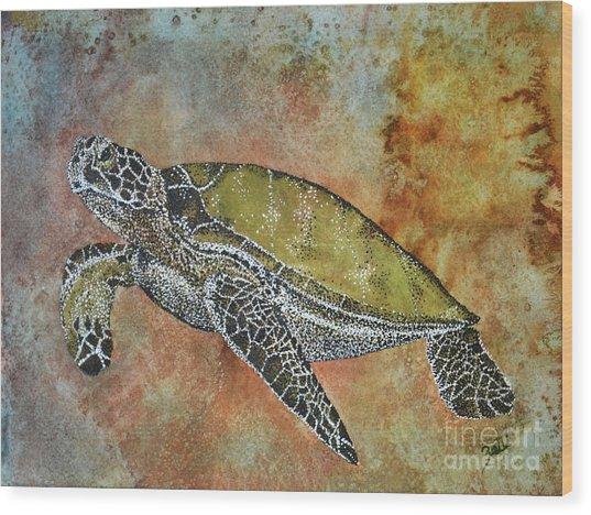 Kauila Guardian Of Children Wood Print
