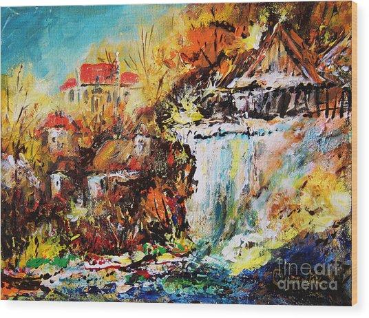 Kazimierz Nad Wisla  Wood Print