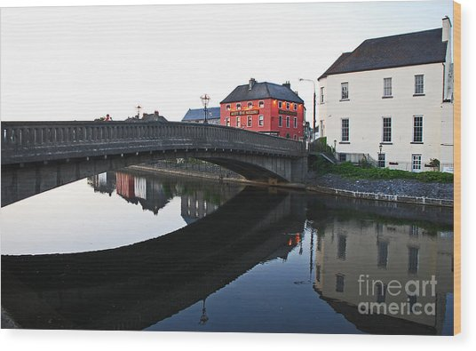 Kilkenny Wood Print