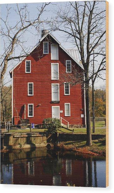 Kirby's Mill II Wood Print
