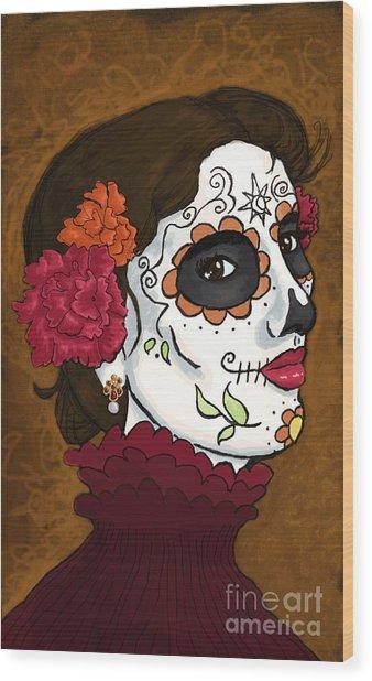 La Caterina Wood Print