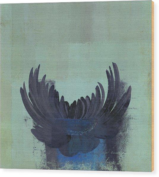 La Marguerite - 046143067-c3f1a Wood Print