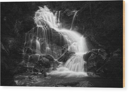 Lainbach Wood Print