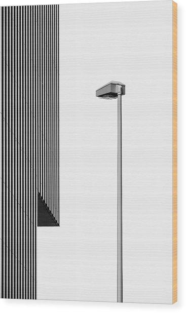 Lampe Light Wood Print