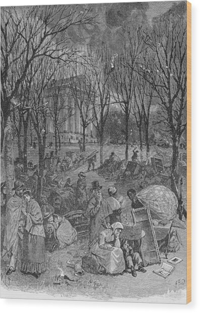Lenox, Massachusetts, From Historical Collections Of Massachusetts, John Warner Barber, Engraved Wood Print