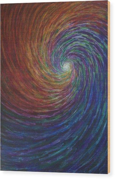 Lightpicture 356 Wood Print