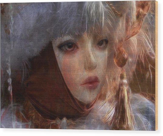 Liouneva Mirankaya Wood Print