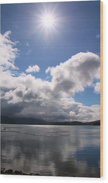 Loch Etive Wood Print