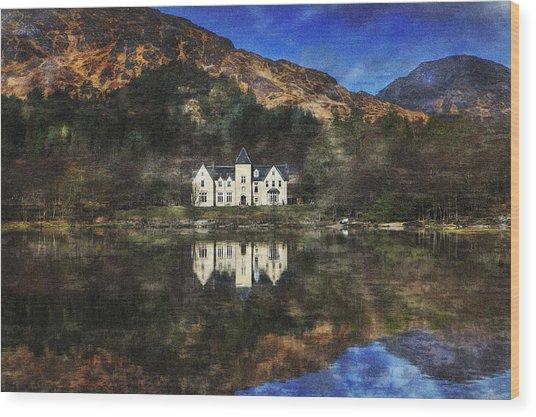 Loch Shiel Mk.2 Wood Print