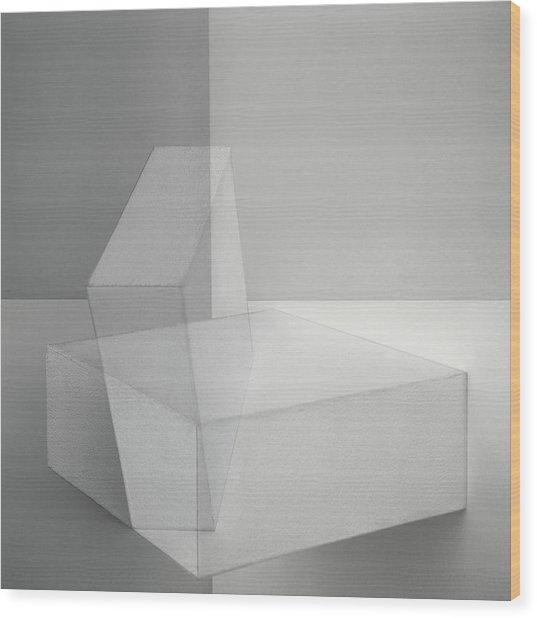 Locis Caudices II Wood Print