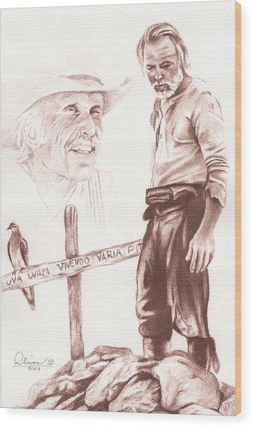 Lonesome Dove Framed Art