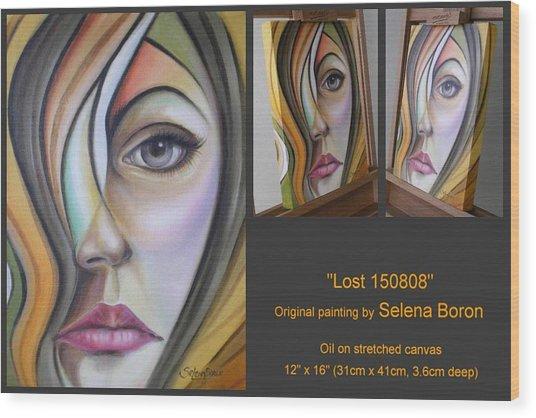 Lost 150808 Wood Print