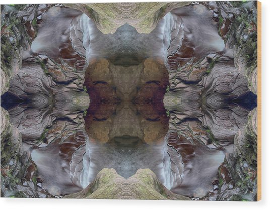 Lullaby Wood Print