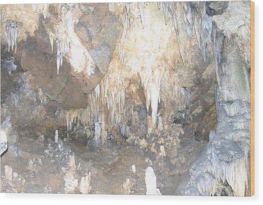 Luray Caverns - 121223 Wood Print