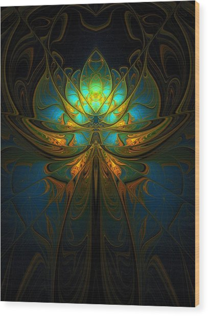 Magical Wood Print
