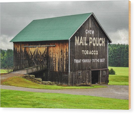 Mail Pouch Tobacco Barn Photograph By Anthony Thomas