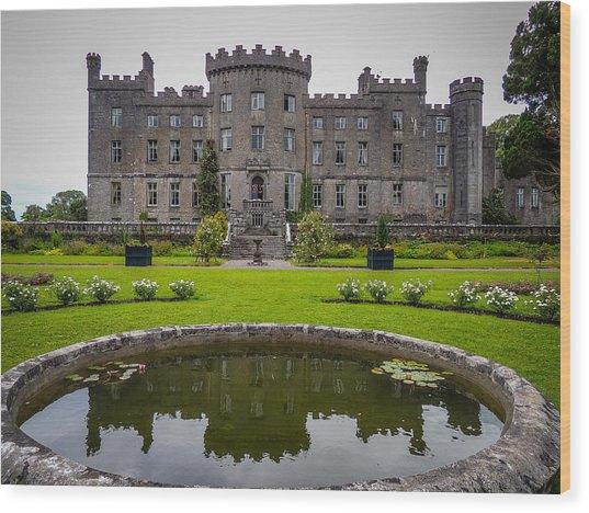 Markree Castle In Ireland's County Sligo Wood Print