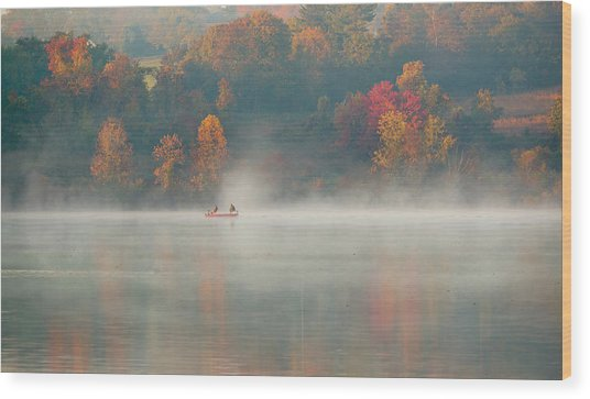 Marsh Creek Pa Wood Print