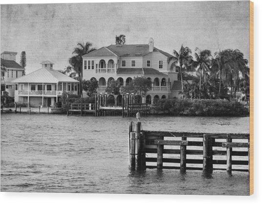 Matanzas Pass - Fort Myers Beach - Florida Wood Print