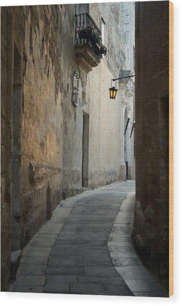 Mdina-malta Wood Print